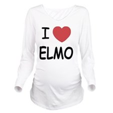 ELMO01 Long Sleeve Maternity T-Shirt