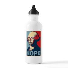 George Washington Hope Water Bottle