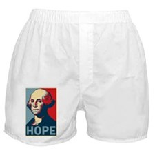 George Washington Hope poster Boxer Shorts