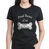 Italian Greyhound Proud Paren Tee