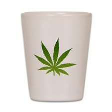 Cannabis Hat Shot Glass