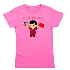 Chinese_Boy Girl's Tee