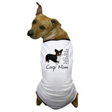 Corgi Mom Dog T-Shirt