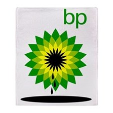 BP Drip Throw Blanket