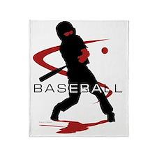 Baseball 41 Throw Blanket