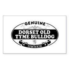 Dorset-Old-Tyme-Bulldog Decal