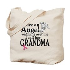2-grandma angel Tote Bag