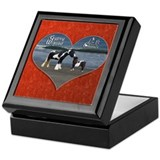 Harry & Chance Keepsake Box