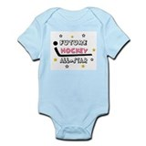 Future All-Star Hockey Player Infant Bodysuit