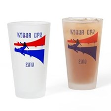 Korea DPR copy Drinking Glass