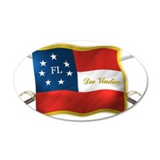 FL first national Wall Decal