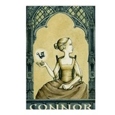 Connor  box Postcards (Package of 8)