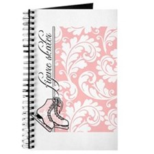 Cute Figure skate Journal