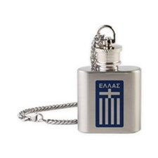 ellas_stroke Flask Necklace