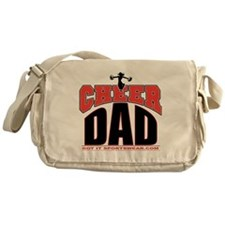 CHEER-DAD Messenger Bag