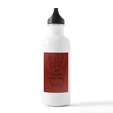 ornament3 Water Bottle