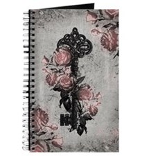 rose-key_13-5x18 Journal