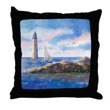 MINOT BAG 1 Throw Pillow