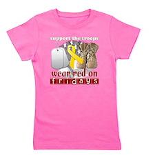wearred_final Girl's Tee