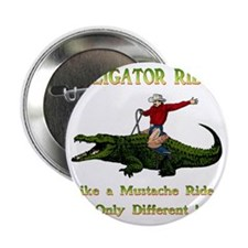 "ALLIGATORRIDES 2.25"" Button"