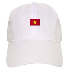 Vietnam Flag Baseball Cap