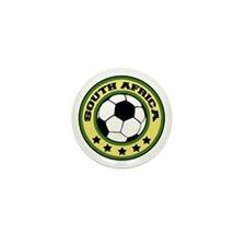soccersouthafricaround Mini Button