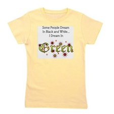 Dream-Green lg Girl's Tee