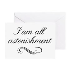 i-am-all-astonishment_bl Greeting Card