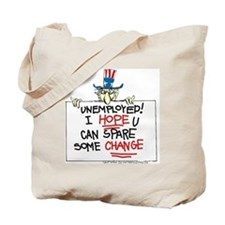 hopechange#1 (3) Tote Bag