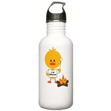 CampingChickDkT Water Bottle