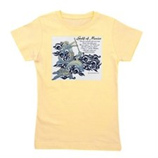The Turtle and The Dolphin Girl's Tee