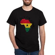african soccer designs T-Shirt