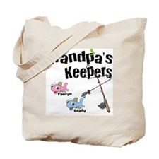 grandpaskeepers Tote Bag