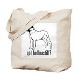 Bullmastiff 2 Tote Bag