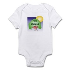 HEBREW TU B'SHVAT Infant Bodysuit