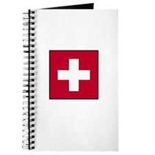 Swiss Flag - Switzerland Journal