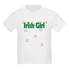 Irish Girl Kids T-Shirt