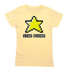Star-Power Girl's Tee