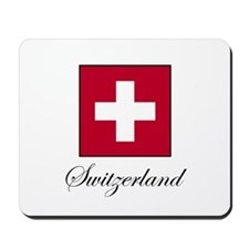 Switzerland Mousepad