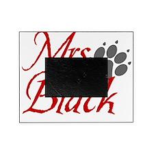 mrs-black-no-distress2 Picture Frame