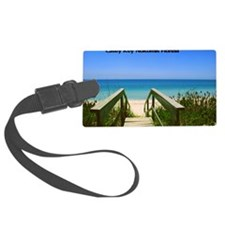 Casey Key11.5x9 Large Luggage Tag