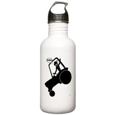 tractor-aggie-f1 Water Bottle