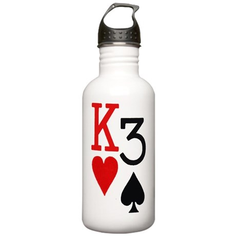 Kh 3s Stainless Water Bottle 1.0L
