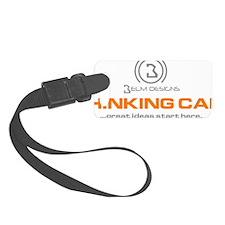 BelmDesignsThinkingCap Luggage Tag