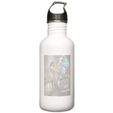 cggirl9x12_seethruprin Water Bottle