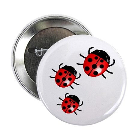 Lady Bugs Button
