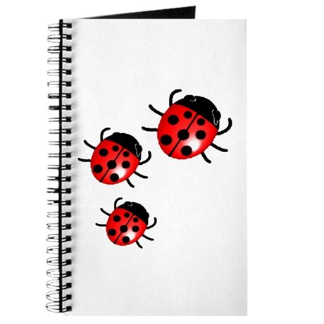 Lady Bugs Journal