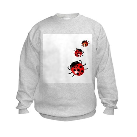 Ladybugs Kids Sweatshirt