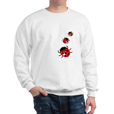 Ladybugs Sweatshirt