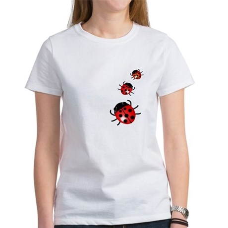 Ladybugs Women's T-Shirt